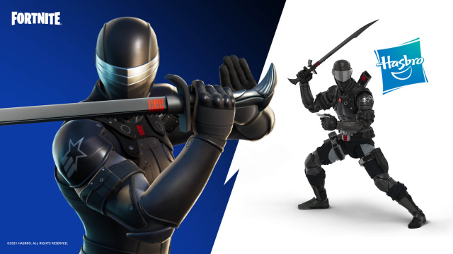 Fortnite Gets A GI Joe Character With A Matching Action Figure - Ravzgadget