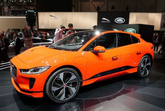 Jaguar Said It Will Only Build All-Electric Cars In 2025 - Ravzgadget