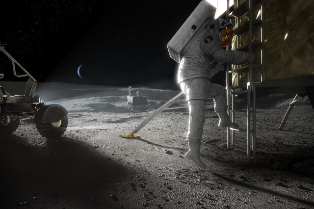 NASA's Delayed Moon Lander Contracts Cast Doubt On Artemis Timeline - Ravzgadget