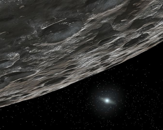 Astronomers Have Confirm The Most Distant Object In The Solar System - Ravzgadget