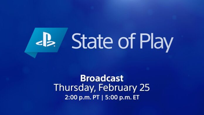 Sony Next State Of Play Previews PS5 And PS4 Games On Thursday - Ravzgadget
