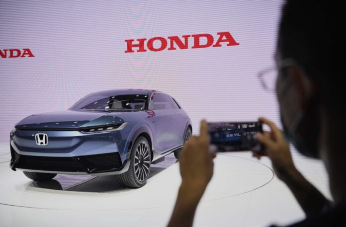 Honda Said It'll Sell Two Electric SUVs In The US For 2024 Model Year - Ravzgadget