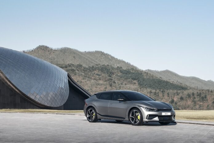 Kia Has Officially Debuted Its EV6 AWD Electric Crossover - Ravzgadget