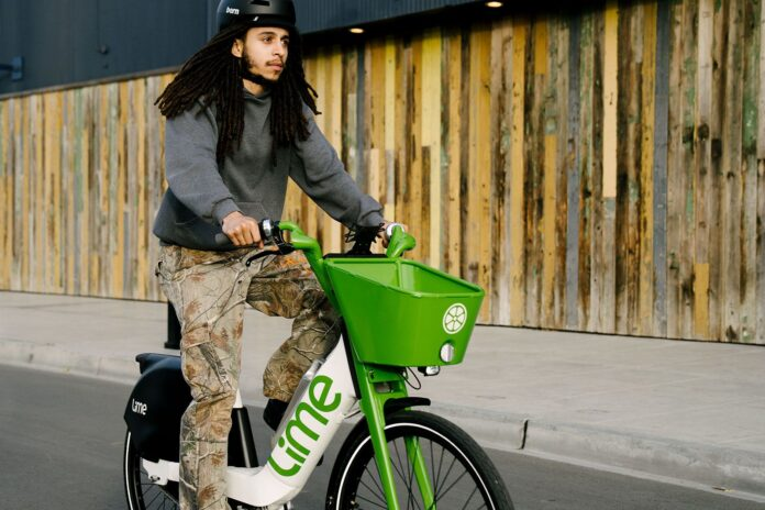 Lime Latest E-Bike Batteries Are Interchangeable With It Scooters - Ravzgadget