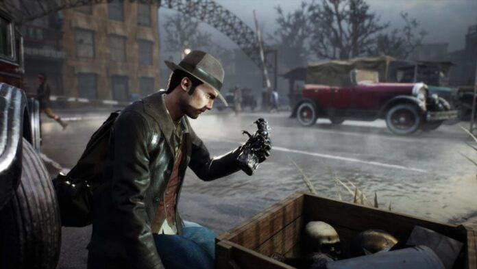 The Sinking City Developer Says Its Game Illegally Appeared On Steam - Ravzgadget