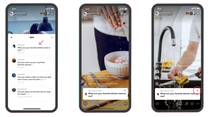 TikTok Q&A Feature Is Now Open To All Creators - Ravzgadget