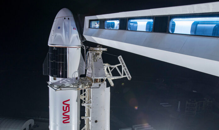 Watch SpaceX's First ISS Astronaut Launch With A Reused Falcon Rocket - Ravzgadget