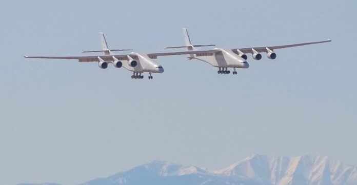 Stratolaunch Has Completed Second Flight Of World's Largest Plane - Ravzgadget