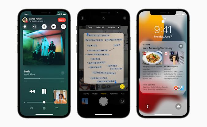 iOS 15 Will Allow Siri Perform Tasks On A Locked iPhone, For Apple Watch Owners - Ravzgadget