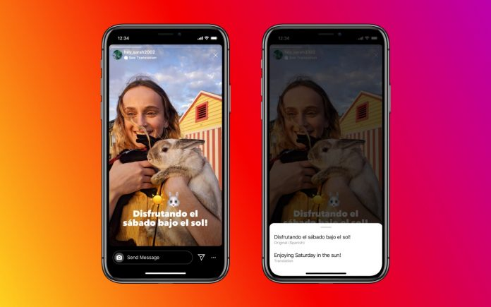 Instagram Can Now Translate Stories Text Into Over 90 Languages - Ravzgadget