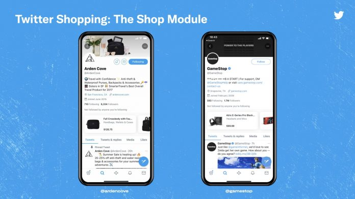 Twitter Is Testing A New Shopping Feature For Businesses - Ravzgadget