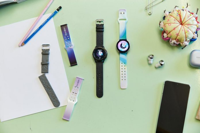 Samsung Unveils Limited-edition Galaxy Watch 4 Bands From Sami Miró - Ravzgadget